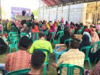 H. Irwan Sosialisasikan Perda Perlindungan Lahan Pertanian di Pangkep