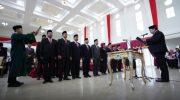 Sekprov Lantik 15 Pejabat Eselon II dan III Lingkup Pemprov Sulsel