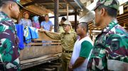 Gubernur Sulel Siapkan Rp 1 M untuk Perbaikan Rumah Korban Bencana Alam di Sidrap