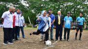 Lies F Nurdin Buka Babak Regional Piala Pertiwi Wilayah Sulsel