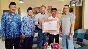 Pria Pembuat Pesawat di Pinrang Dapat Penghargaan dari Bupati