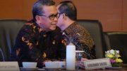 Nurdin Abdullah Minta Komisaris Utama Bank Sulselbar Perkuat SDM dan Tim IT