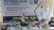 Support Kegiatan Majelis Taklim di Bulukumba, Isnayani Sumbang Speaker