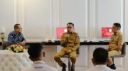 Gandeng PT Kima, Gubernur Sulsel Kembangkan Industri Modern di Bantaeng