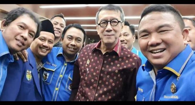 Kemenkumham Batalkan SK DPP KNPI Noer Fajriansyah