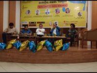 Ketua KNPI Sulsel Arham Basmin Jadi Narasumber Dialog Awal Tahun PMII UNM