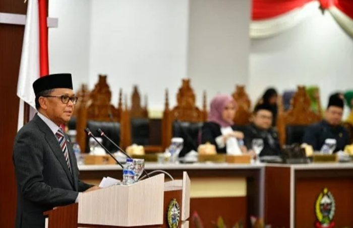 Gubernur Sulawesi Selatan, Prof HM. Nurdin Abdullah.