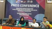 Jelang Pilkada 2020, KPU Makassar Buka Pendaftaran PPK Secara Online