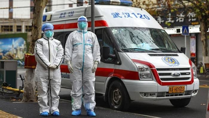 Virus Corona Merajalela, Hampir 10 Ribu Orang Terinfeksi di 20 Negara