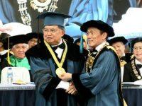 Jusuf Kalla Dianugerahi Gelar Doktor Honoris Causa di ITB