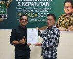 PKB Serahkan Rekomendasi untuk Deng Ical di Pilwali Makassar
