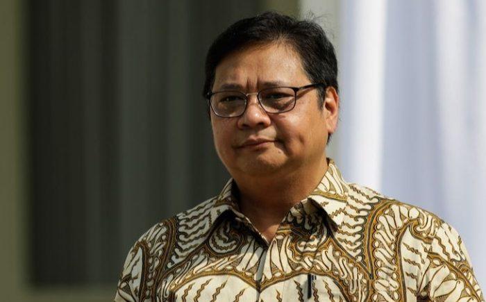 Menteri Koordinator Perekonomian, Airlangga Hartarto