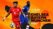 Link Live Streaming Liga Champions: Chelsea vs Bayern Munchen