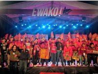 Launching Tim PSM Makassar tahun 2020.