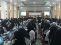 hari ketiga tes SKD CPNS Gowa di Baruga Karaeng Galesong, Kantor Bupati Gowa