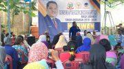 Anggota DPRD Sulsel H Irwan Gelar Reses di Pangkep