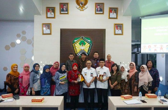 Kunker di Gowa, Pemprov Jawa Tengah Pelajari PKSAI Sikamaseang