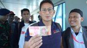 Sandiaga Uno dapat Kompensasi dari Pesawat Garuda.