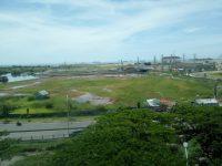 Foto: Lokasi sengketa lahan di Jl. Metro Tanjung Bunga Depan RS Siloam Makassar.