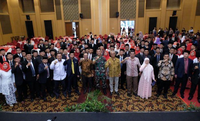 Pelantikan dan Pengambilan Sumpah Panitia Pemilihan Kecamatan (PPK) Pemilihan Bupati dan Wakil Bupati Gowa tahun 2020