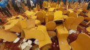 Kericuhan Warnai Kongres V PAN, Peserta Saling Lempar Kursi