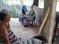 Miris! Satu Keluarga di Luwu Sulsel Tinggal di Kandang Sapi.