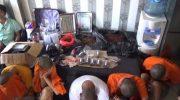 Polisi Gerebek Pabrik Narkoba di Apartemen Mewah di Makassar