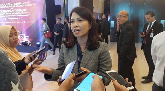 Plt Direktur Utama Bank Sulselbar Irmayanti Sultan