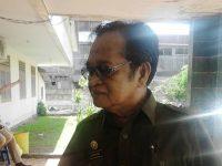 Mantan Direktur Utama Perusda Pasar Makassar Raya, H. Rusman Abutahir