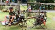Viral, Tukang Las di Bone Berhasil Rakit Helikopter dari Besi Bekas