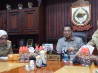 Pj Wali Kota Makassar, Iqbal Suhaeb.