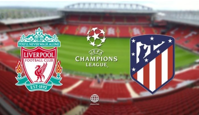 Live Streaming Liga Champions: Liverpool vs Atletico Madrid