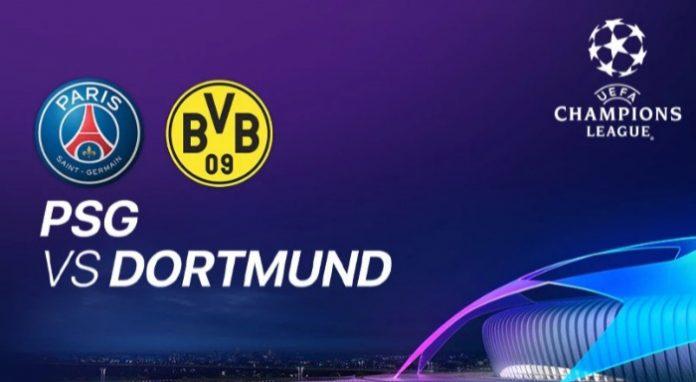 Live Streaming Liga Champions: PSG vs Dortmund