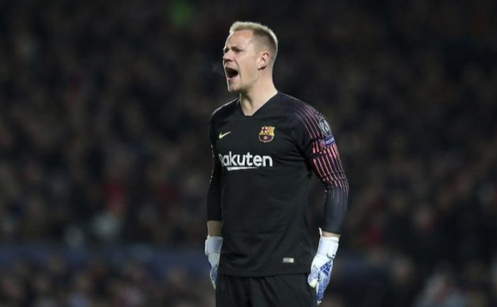 Marc-Andre Ter Stegen (c) AP Photo