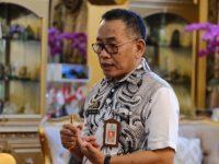Kepala Dinas Kesehatan Sulsel, M Ichsan Mustari
