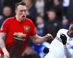 Bek Manchester United Phil Jones (kiri) (c) AP Photo