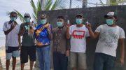 Legislator NasDem Barru Berpencar Bantu Warga Cegah Corona