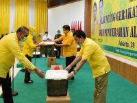 Partai Golkar Komitmen Bantu Pemerintah Cegah Virus Corona