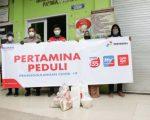 Gandeng Mitra UMKM Binaan, Pertamina Bantu Warga yang Kena Dampak Ekonomi COVID-19