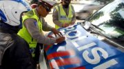 Polisi Dilarang Lakukan Tilang Jika SIM Pengendara Sudah Mati