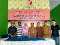 Panwas Tamalate Perkuat Tim Hadapi Pilwakot Makassar 2020
