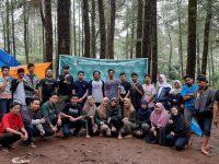 Hipermawa Makkemah' di Hutan Pinus Lembanna, Tinggimoncong, Kabupaten Gowa