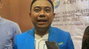 Ketua Umum DPP KNPI, Haris Pertama.