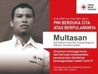 Staf PMI Makassar Meninggal Saat Penyemprotan Disinfektan Virus Corona
