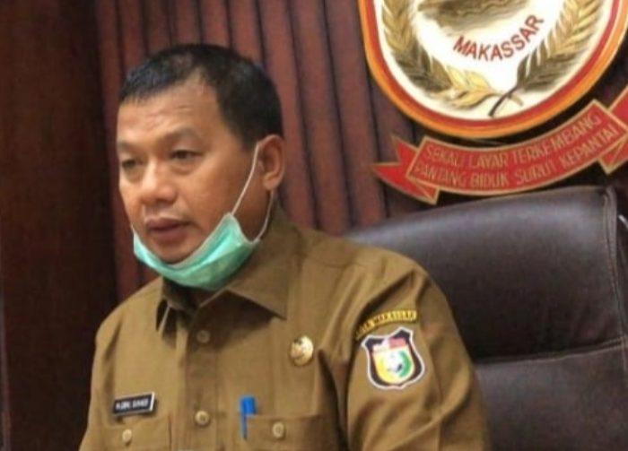 Pj Wali Kota Makassar, Iqbal Samad Suhaeb.