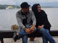 Andi Yuslim Patawari (AYP) bersama istrinya Rahmi Amin Mustari. (Ist)