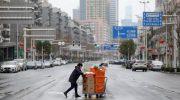 Ibu kota Provinsi Hubei China, Kota Wuhan.