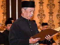 Muhyiddin Yassin Perdana Menteri Malaysia Baru yang dilantik pada Minggu (1/3/2020) - Bernama