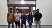 Penahanan Jurnalis Asrul ditangguhkan