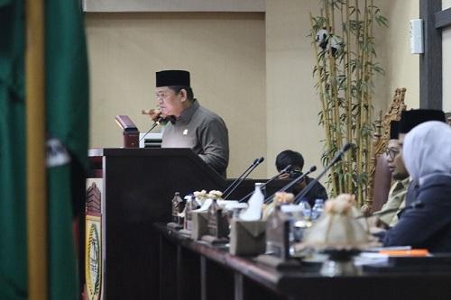 Paripurna DPRD Makassar Bahas Pansus Rumah Kumuh